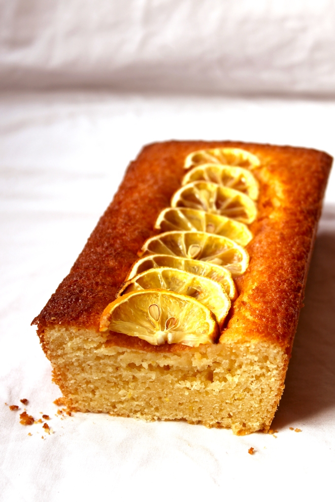 Simple Lemon Cake / Easy cake recipe for everyday baking / Cake + Whisky