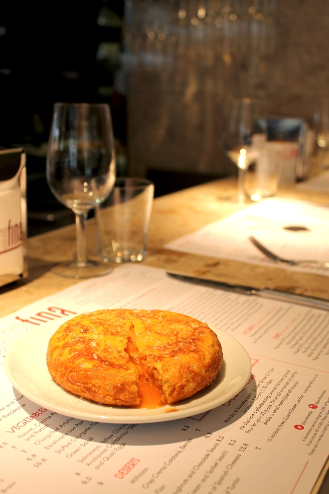 Barrafina Adelaide St / London's best tapas restaurant / Where to find a taste of Spain in London / Cake + Whisky