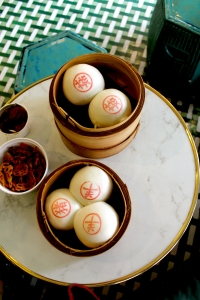 Bun House / Cantonese-style steamed buns / Soho, London