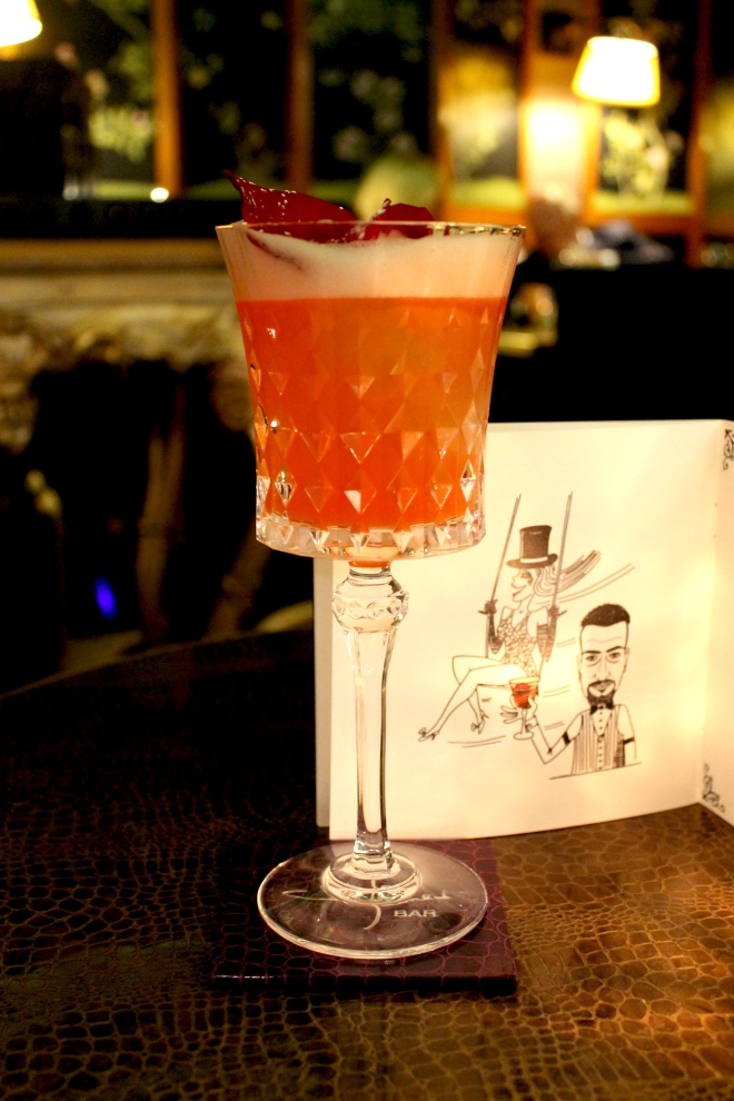 Fairy Tale Cocktails at St James Bar, London / Cake + Whisky